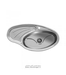 سینک ظرفشویی کد 119 اخوان