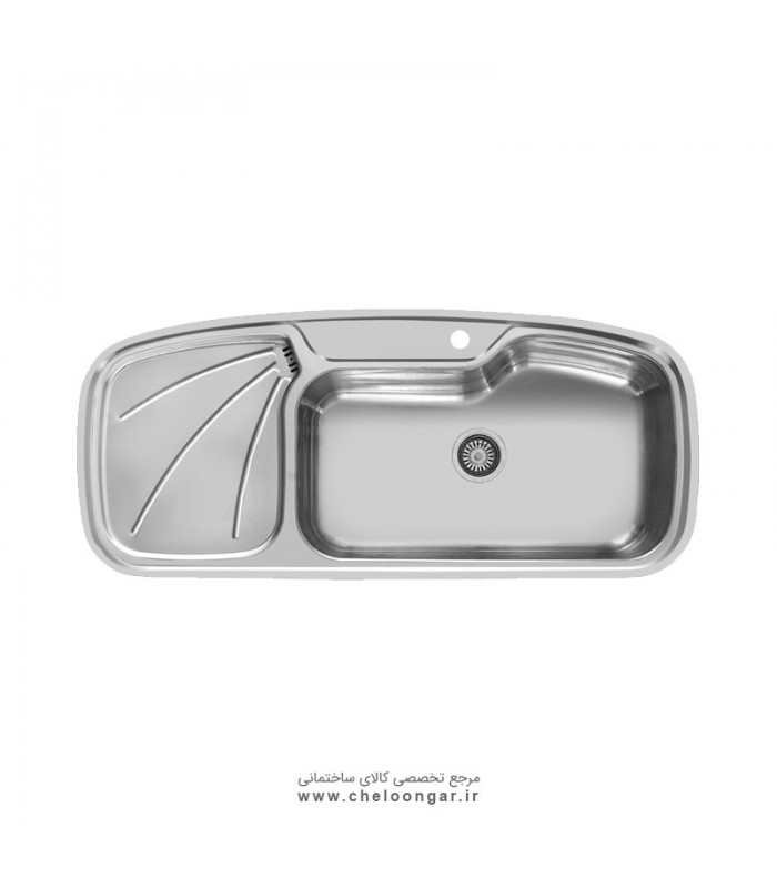 سینک ظرفشویی کد 130 اخوان