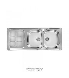 سینک ظرفشویی کد 147new اخوان
