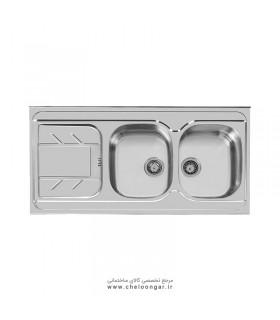 سینک ظرفشویی کد 149 اخوان