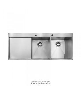 سینک ظرفشویی کد 332 اخوان