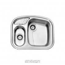 سینک ظرفشویی کد 605 استیل البرز