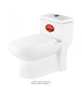 توالت فرنگی بیده دار گلسار مدل مارانتا
