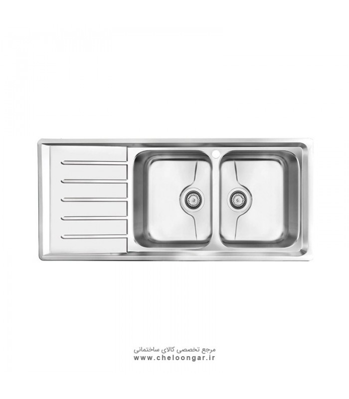 سینک ظرفشویی کد کن P-8072