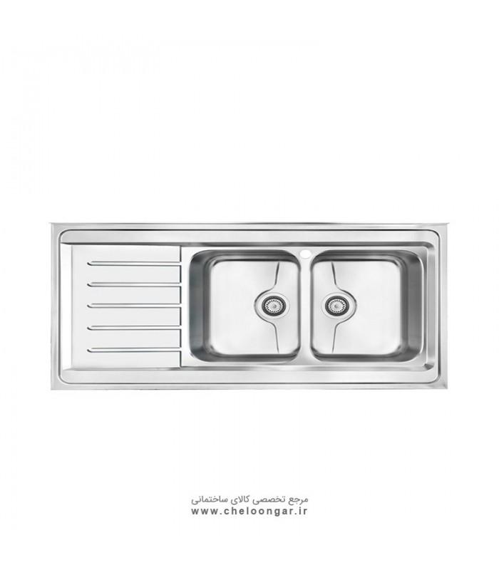 سینک ظرفشویی کن کد P-9072