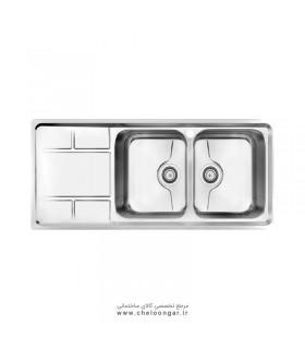سینک ظرفشویی کن کد P-8052