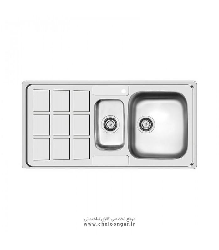 سینک ظرفشویی کن کد 7033
