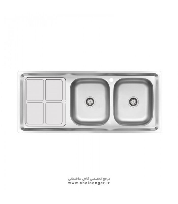 سینک ظرفشویی کن کد 438