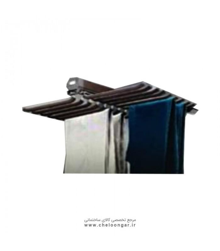 جاکفشی ریلی (آرام بند- قابل ریگلاژ) ادلان