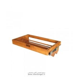 آویز شلوار ریلی چوبی ادلان