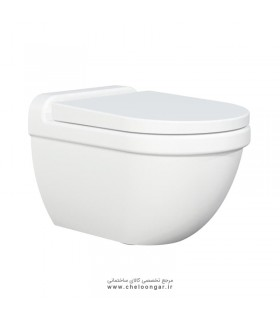 توالت فرنگی وال هنگ گاتریا مدل گاتریا