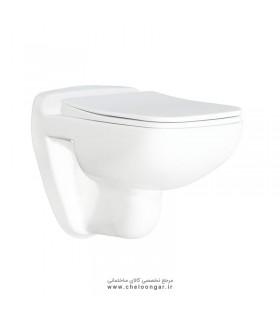 توالت فرنگی وال هنگ گاتریا مدل جدید ساترون