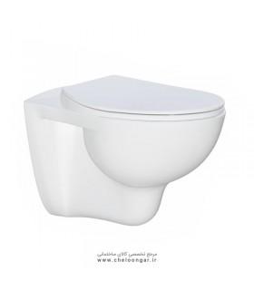 توالت فرنگی وال هنگ گاتریا مدل آی