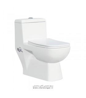 توالت فرنگی گاتریا مدل ساترون