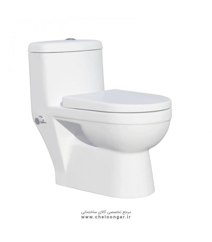 توالت فرنگی گاتریا مدل ژوپیتر