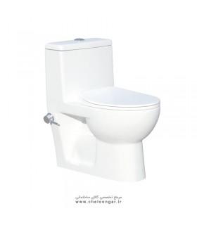 توالت فرنگی گاتریا مدل گیتا