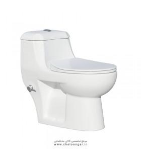 توالت فرنگی گاتریا مدل یولدوز