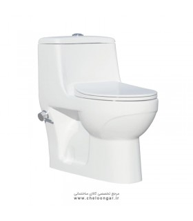 توالت فرنگی گاتریا مدل آیسون