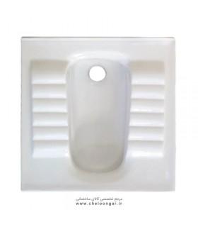 سنگ توالت ایرانی گاتریا مدل طبی آرسیتا