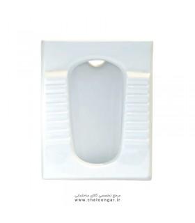 سنگ توالت ایرانی گاتریا مدل آریستا کوچک