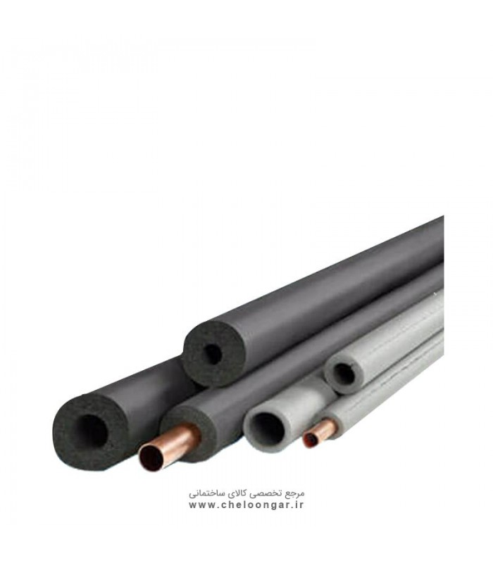 عایق لوله ای SP FLEX برودتی و حرارتی نیوپایپ 20mm