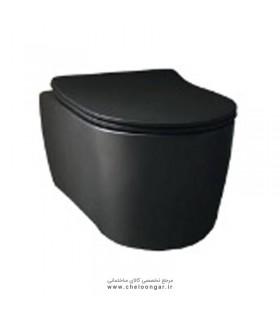 توالت فرنگی وال هنگ idevit مدل Alfa
