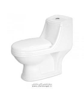 توالت فرنگی آرمیتاژ مدل الگانت