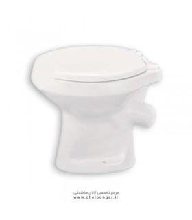 توالت فرنگی آرمیتاژ مدل غربی 45