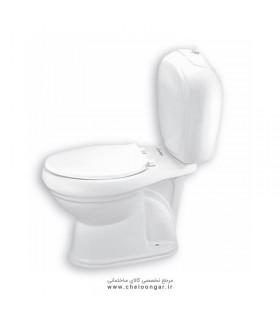 توالت فرنگی آرمیتاژ مدل آمیکا