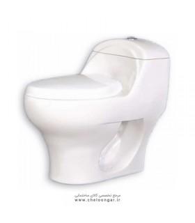 توالت فرنگی آرمیتاژ مدل آرالیا