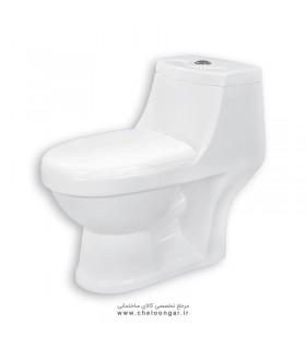 توالت فرنگی آرمیتاژ مدل آیدا