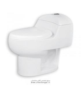 توالت فرنگی آرمیتاژ مدل دنا