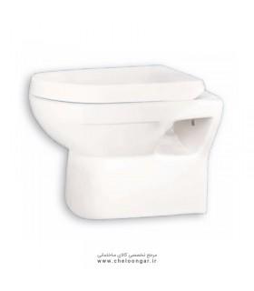 توالت فرنگی وال هنگ آرمیتاژ مدل آرمیتاژ