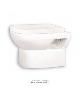 توالت فرنگی وال هنگ آرمیتاژ مدل آنتیک