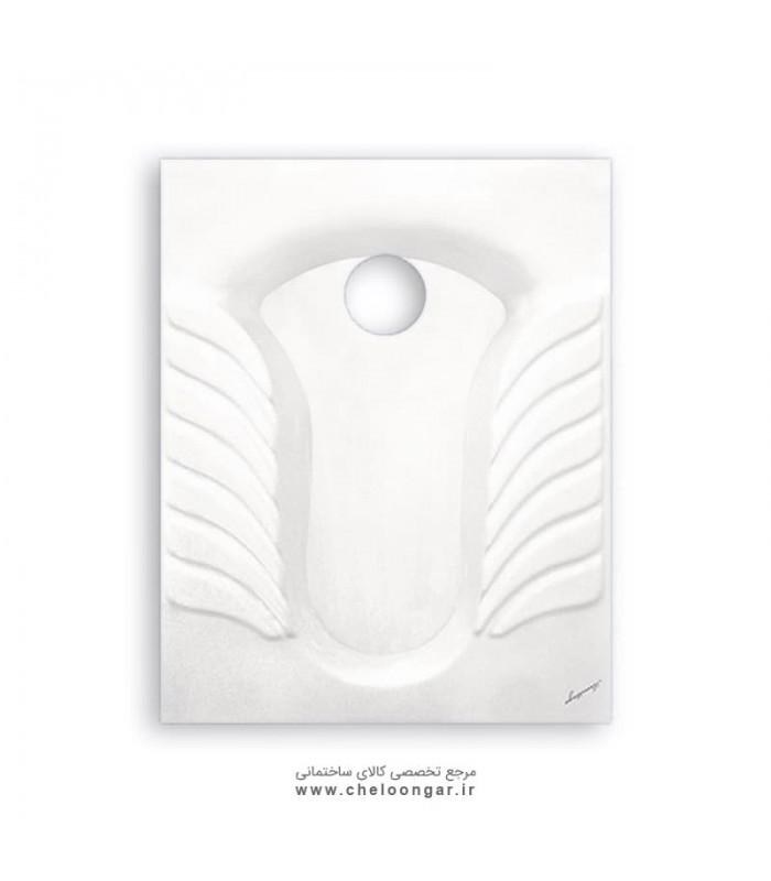 توالت ایرانی آرمیتاژ مدل آپادانا