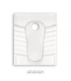 توالت ایرانی آرمیتاژ مدل وین